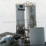 Sandblast-Painted Asphalt Tanks